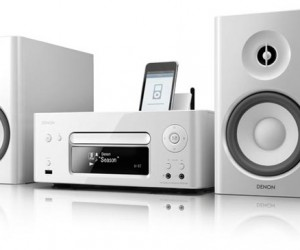 Denon N7 Bookshelf Stereo: Share Tunes in Style