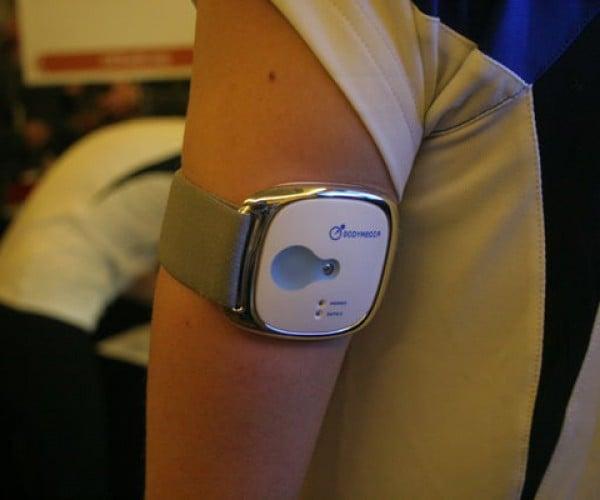 BodyMedia Wireless Armband BW Helps You Manage Your Waistline