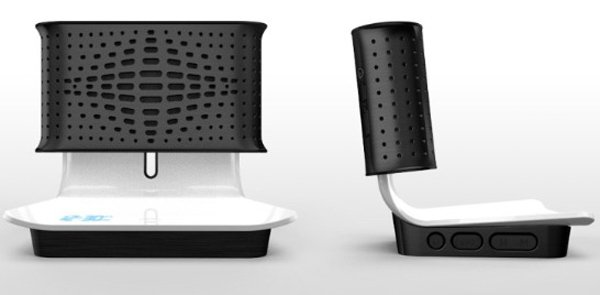 perch bluetooth speaker ios iphone smartphone dock