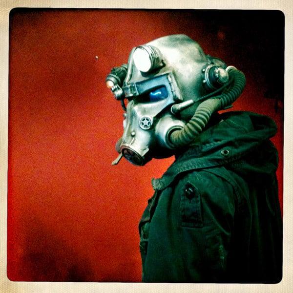 fallout 3 replica helmet video games