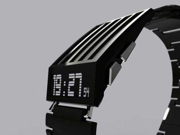 horodron watch e-ink jonathan frey concept