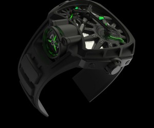Hublot Key of Time Watch Looks Perfect for Batman