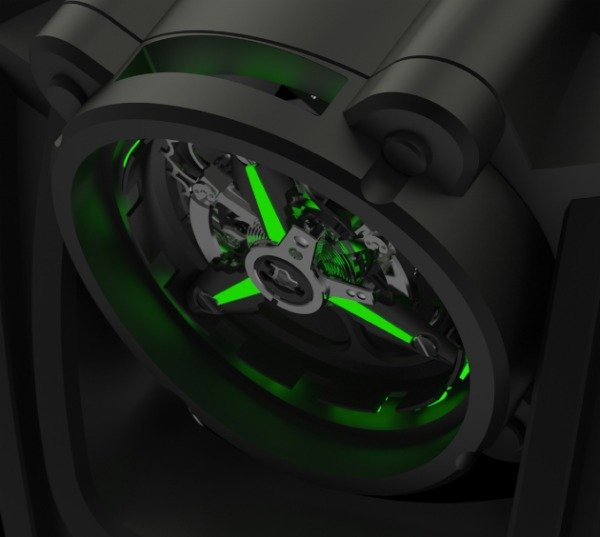 hublot cle du temps key of time watch tourbillon luxury
