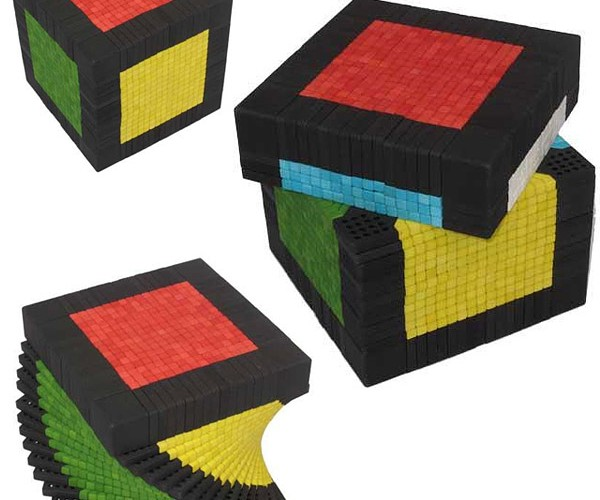 17x17x17 Rubik's Cube: *Head Asplodes*