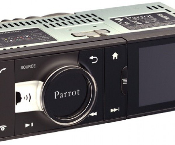 Parrot Asteroid Android Radio Gets a Price and Release Date