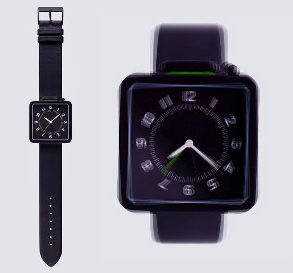 analarm watches by industrial facility