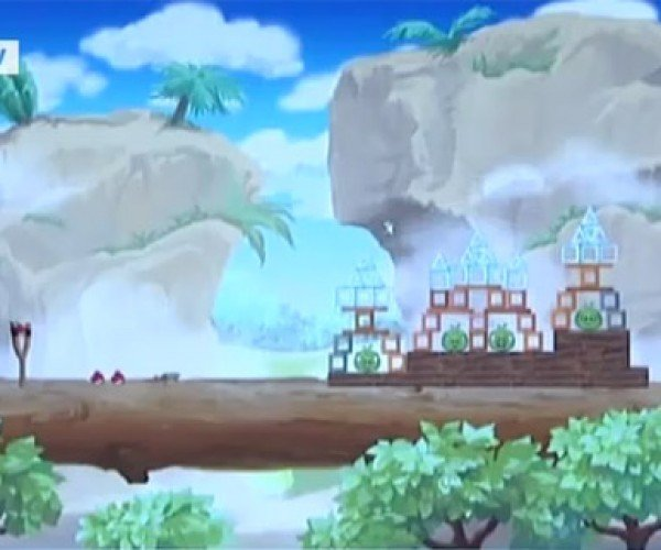 Angry Birds 2 Screenshots Leaked?