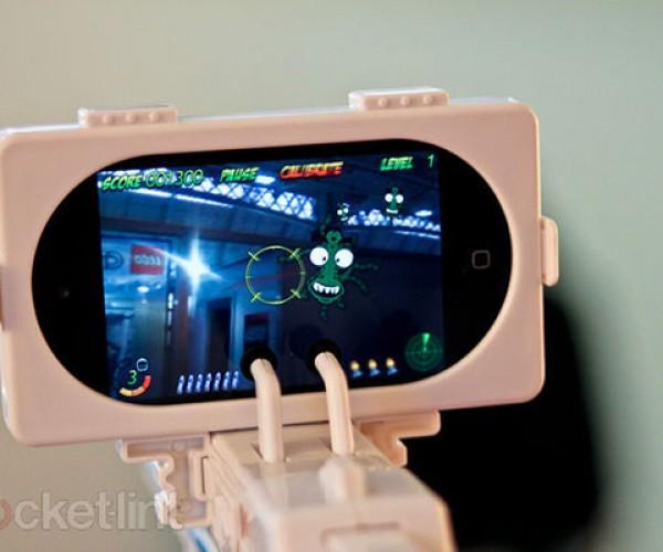 apptoyz app gun ipod touch iphone 2