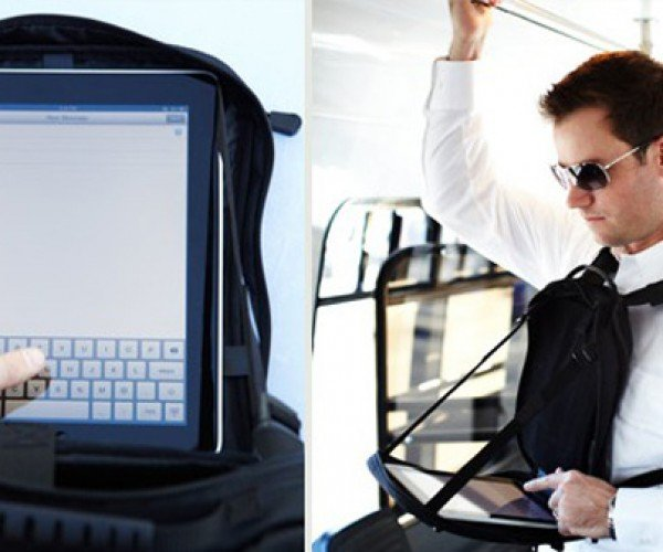 Assero Defender Backpack Comes With Special(ly Dorky) iPad Sleeve