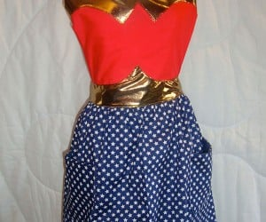 Bethany Sew & Sew Aprons: Cooking Cosplay