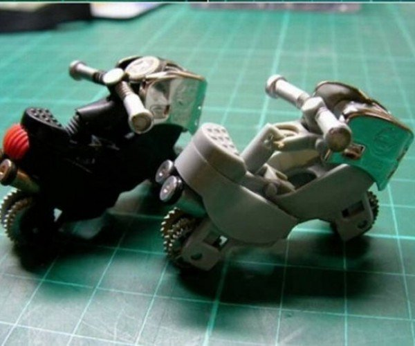 Lighters Hacked into Motorcycles… Seriously