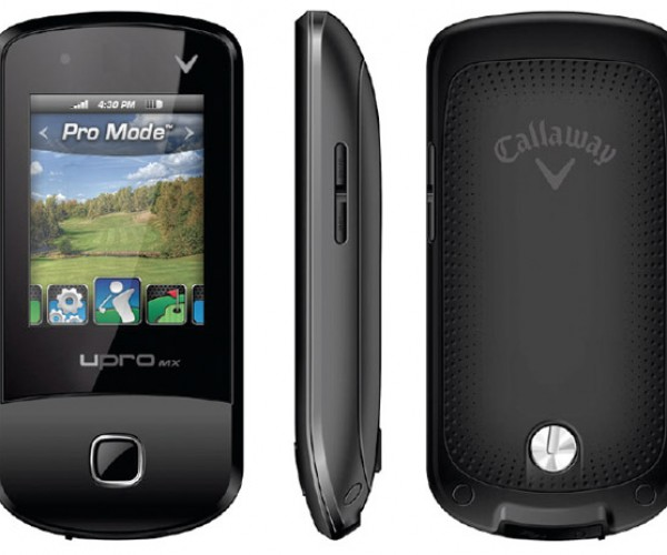 Callaway upro MX Golf GPS Helps You Find the Pin, But Won't Help With Your Slice
