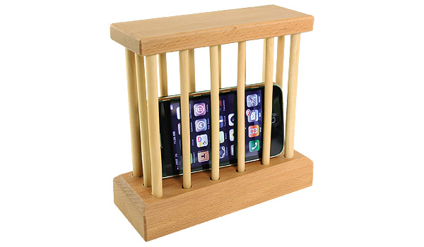 cellphone lock up