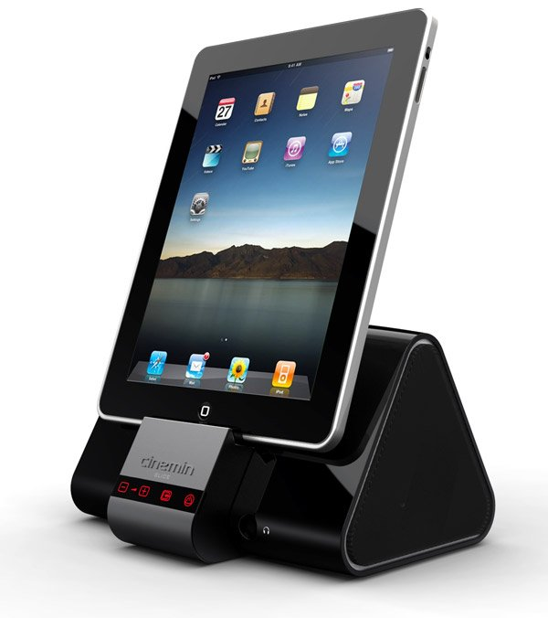 cinemin slice pico projector dock