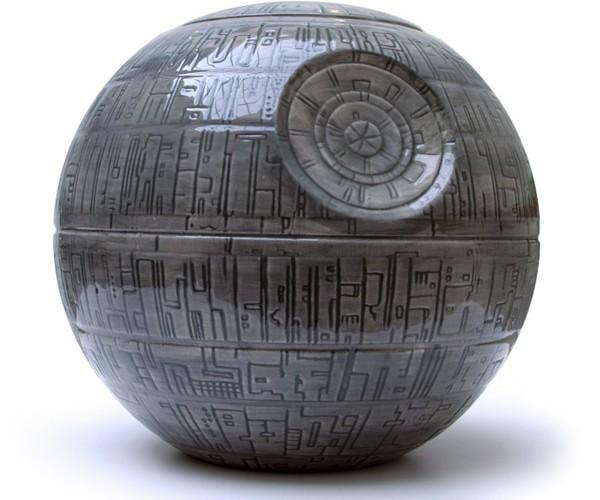 Death Star Cookie Jar: Need I Say More?