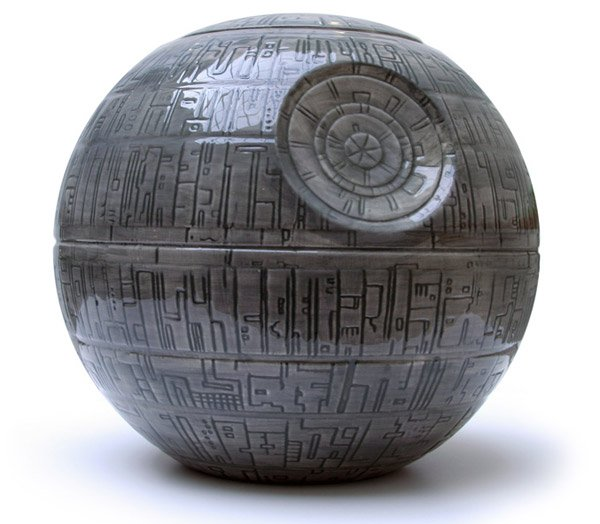 death star cookie jar 1