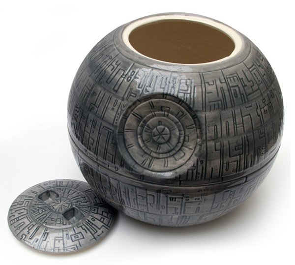 Death Star Cookie Jar Need I Say More Technabob