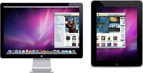 displaypad ipad app