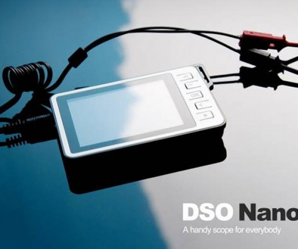 DSO Nano v2.0 Puts An Oscilloscope in Your Pocket