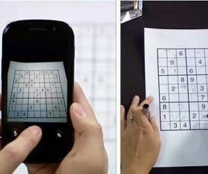 Google Goggles Now Solves Sudoku Puzzles