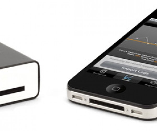 Griffin CarTrip Hooks the iPhone to your OBDII Ride
