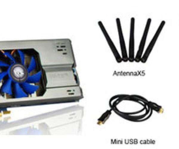 KFA2 NVIDIA GTX 460 WHDI Video Card Goes Wireless