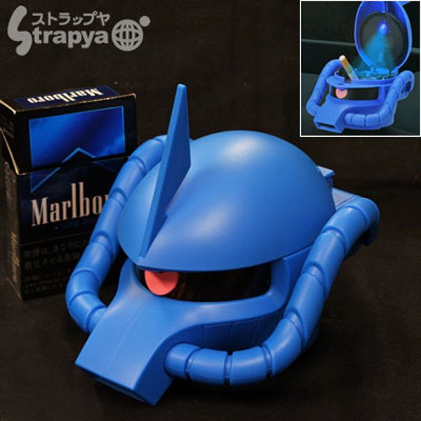 gundam_head_ash_tray