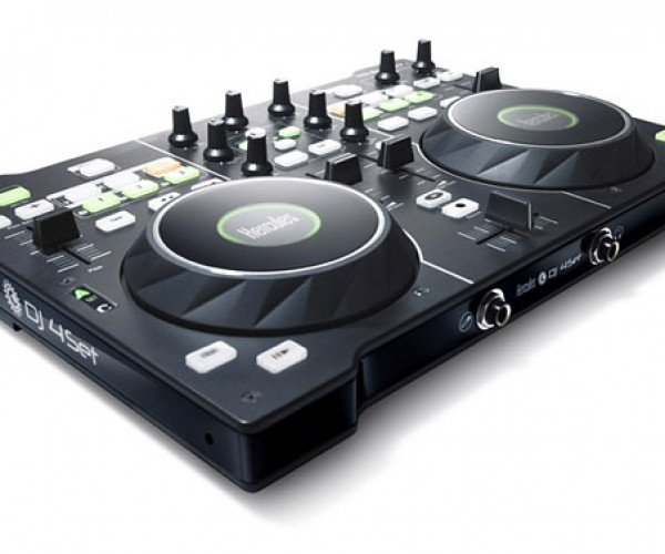 Hercules DJ 4Set is Perfect for Beginner DJs