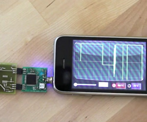 Project HiJack Steals Power from iOS Headphone Jack