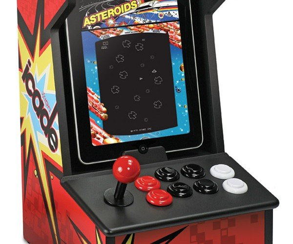 iCade Turns iPads into Arcade Cabinet
