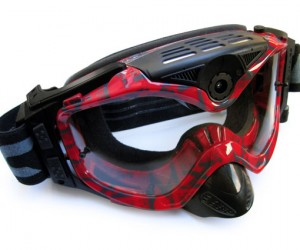 Liquid Image Impact Goggles for Off-Roading Record Video in 1080p