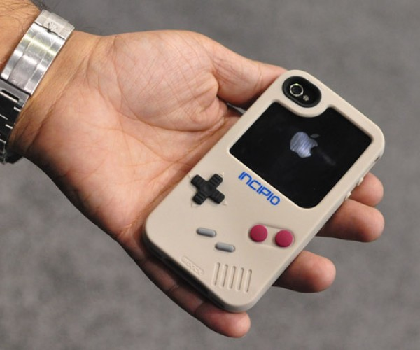 Incipio Game Boy iPhone Case: No, You Can't Have One