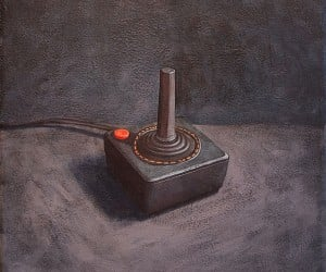 Jason Brockert's American Icon Paintings: Geek Icons