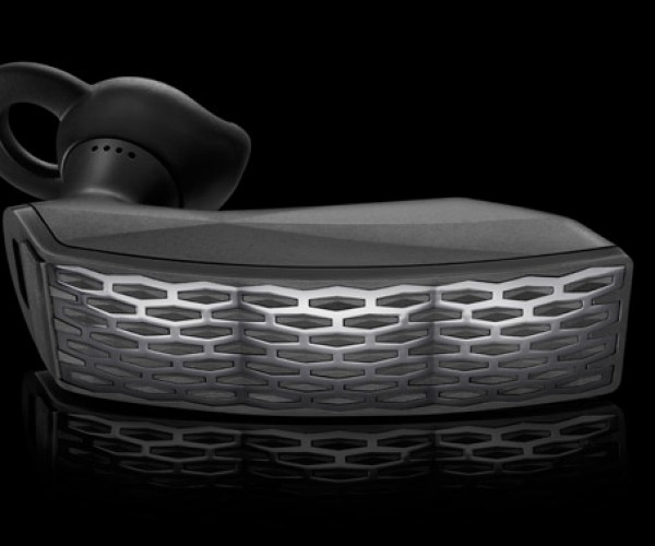 Jawbone ERA Bluetooth Headset has Motion Controls