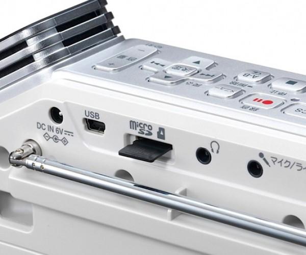 jvc rd r2 portable digital recorder 4