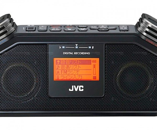 jvc rd r2 portable digital recorder 5