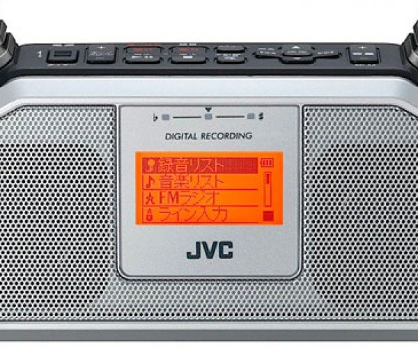 jvc rd r2 portable digital recorder