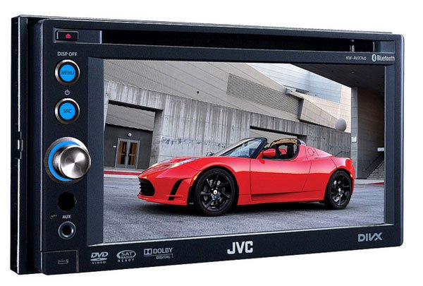 Download this Jvc Shows Off Sweet Inch Touchscreen Car Stereo Ces picture