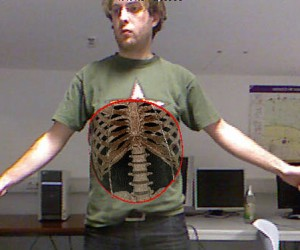 Kinect X-Ray Hack: No Those Aren't Your Innards