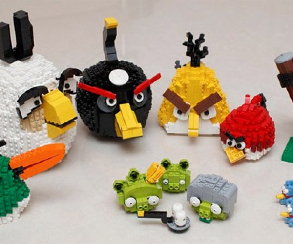 LEGO Angry Birds: Do Not Catapult.