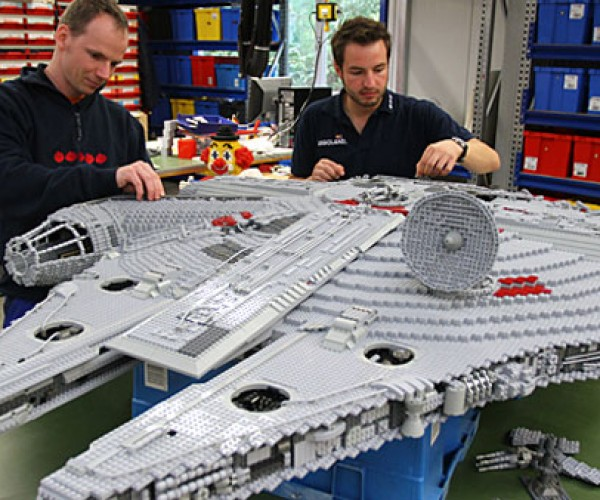 LEGOLAND Star Wars Upgrade Coming