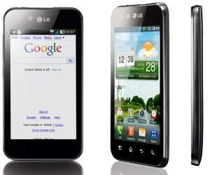 LG Optimus Black Smartphone Revealed