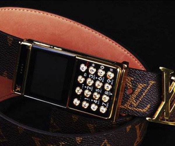 When Knock-Offs Go Bad: Louis Vuitton Phone Belt
