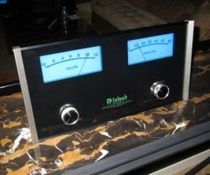 McIntosh Wall Clock Costs More Than an Amp