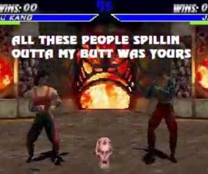 Mortal Kombat Gets Subtitles