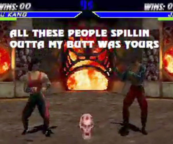 Mortal Kombat Gets Subtitles