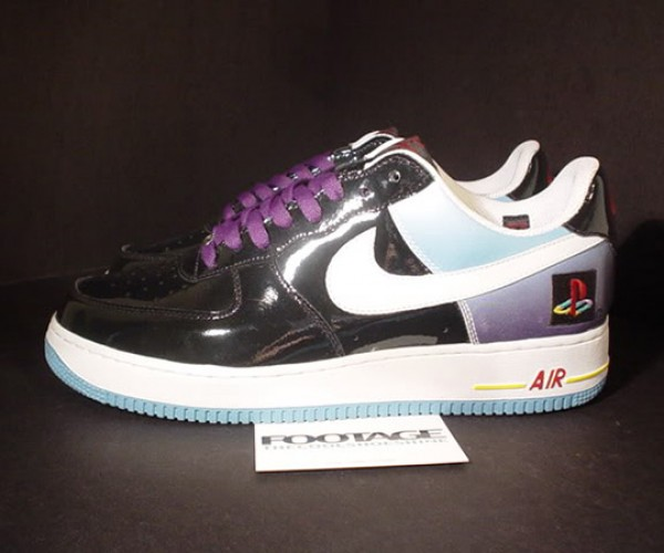 best cheap b00d2 f025a Nike Air Force 1 PlayStation Sneakers: Shoes Only a ...