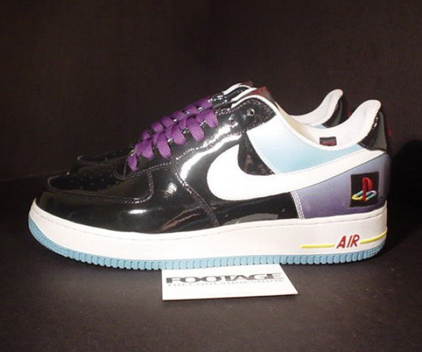 nike air force 1 low playstation sneakers 2