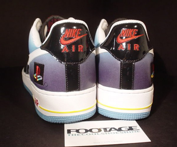 nike air force 1 low playstation sneakers 3
