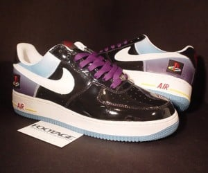 Nike Air Force 1 PlayStation Sneakers: Shoes Only a Collector Could Love